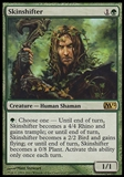 Magic the Gathering 2012 Single Skinshifter Foil UNPLAYED