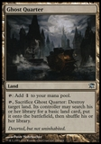 Magic the Gathering Innistrad Single Ghost Quarter Foil UNPLAYED