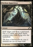 Magic the Gathering Gatecrash Single Beckon Apparition Foil - NEAR MINT (NM)