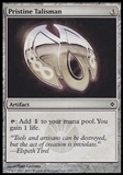 Magic the Gathering New Phyrexia Single Pristine Talisman Foil UNPLAYED