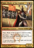 Magic the Gathering Dragon's Maze Single Tajic, Blade of the Legion x4 (Playset)