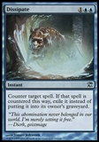 Magic the Gathering Innistrad Single Dissipate  x4 (Playset) - NEAR MINT (NM)