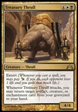 Magic the Gathering Gatecrash Single Treasury Thrull UNPLAYED x4 (Playset)