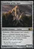 Magic the Gathering 2014 Single Guardian of the Ages UNPLAYED x4 (Playset)