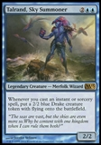 Magic the Gathering 2013 Single Talrand, Sky Summoner Foil - NEAR MINT (NM)