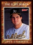 1991 Donruss Elite #3 Jose Canseco #00741/10,000