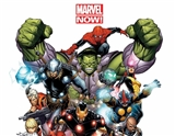 Marvel NOW! Trading Cards Hobby 12-Box Case (Upper Deck 2014) (Presell)