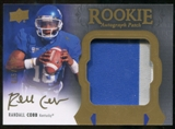 2011 Exquisite Collection #122 Randall Cobb Rookie Patch Auto #095/135