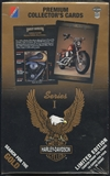 Harley Davidson Series 1 Hobby Box (1992 Collect-A-Card)