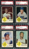 1963 Fleer Baseball Complete Set (NM)