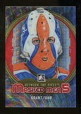 2012/13 In the Game Between The Pipes Masked Men V Silver #MM11 Grant Fuhr /50