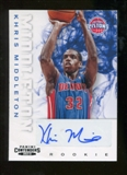 2012/13 Panini Contenders #237 Khris Middleton Autograph