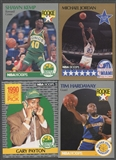 1990/91 Hoops Basketball Complete Set