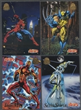 Marvel Universe Series 4 Complete Set 1994