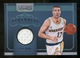 2012/13 Panini Timeless Treasures Perennial Materials #14 Chris Mullin /149
