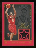 2012/13 Panini Timeless Treasures All-Star Materials #6 Deron Williams /149