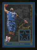 2012/13 Panini Timeless Treasures All-Star Materials #9 Dwyane Wade /149