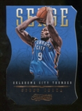 2012/13 Panini Timeless Treasures Three-Piece Puzzles #4C Serge Ibaka /199