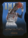 2012/13 Panini Timeless Treasures Three-Piece Puzzles #9A Amare Stoudemire /199