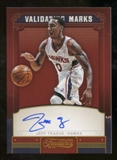 2012/13 Panini Timeless Treasures Validating Marks Autographs #48 Jeff Teague Autograph /199