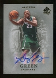2012/13 Upper Deck SP Authentic Autographs #33 Draymond Green E Autograph