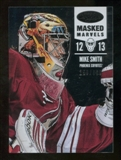 2012/13 Panini Certified #104 Mike Smith MM /999