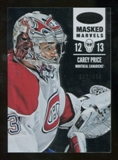 2012/13 Panini Certified #112 Carey Price MM /999