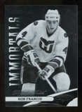 2012/13 Panini Certified #132 Ron Francis IMM /999