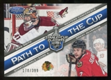 2012/13 Panini Certified Path to the Cup Quarter Finals #16 Brent Seabrook/Mike Smith /399