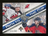 2012/13 Panini Certified Path to the Cup Quarter Finals #36 Kris Versteeg/Patrik Elias /399
