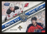 2012/13 Panini Certified Path to the Cup Quarter Finals #37 Mikael Samuelsson/Travis Zajac /399