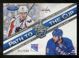 2012/13 Panini Certified Path to the Cup Semifinals #16 Mike Rupp/Nicklas Backstrom /299