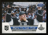2012/13 Panini Certified Path to the Cup Stanley Cup Winner #9 Matt Greene /99