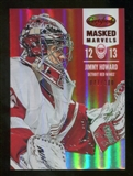 2012/13 Panini Certified Mirror Red #120 Jimmy Howard MM /100
