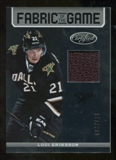 2012/13 Panini Certified Fabric of the Game #33 Loui Eriksson /299