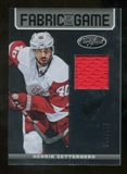2012/13 Panini Certified Fabric of the Game #81 Henrik Zetterberg /299