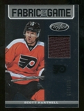 2012/13 Panini Certified Fabric of the Game #77 Scott Hartnell /299