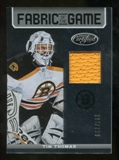 2012/13 Panini Certified Fabric of the Game #99 Tim Thomas /299