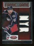 2012/13 Panini Certified Fabric of the Game Mirror Red Jersey Team Die Cut #37 Rick Nash /150