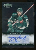 2012/13 Panini Certified Signatures #37 Cody Almond Autograph