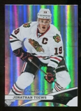 2012/13 Panini Certified Mirror Hot Box #38 Jonathan Toews