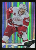 2012/13 Panini Certified Mirror Hot Box #40 Henrik Zetterberg