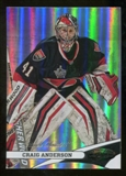 2012/13 Panini Certified Mirror Hot Box #41 Craig Anderson