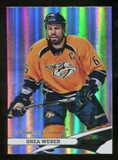 2012/13 Panini Certified Mirror Hot Box #60 Shea Weber