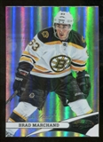2012/13 Panini Certified Mirror Hot Box #63 Brad Marchand