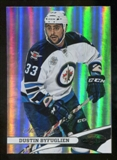 2012/13 Panini Certified Mirror Hot Box #85 Dustin Byfuglien