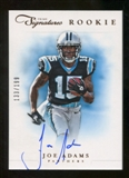 2012 Panini Prime Signatures #255 Joe Adams Autograph /199