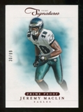 2012 Panini Prime Signatures Prime Proof Red #60 Jeremy Maclin /99