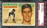 1956 Topps Baseball #186 Ron Jackson PSA 7 (NM) *0425