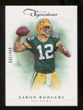 2012 Panini Prime Signatures #5 Aaron Rodgers /499